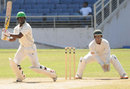 Opener Devon Smith scored a century in Winward Islands' second innings, Jamaica v Windward Islands, Day 3, Kingston, Regional Four Day competition, February 5, 2012