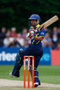 Chris Taylor was bowled by Wahab Riaz for five, Beckenham, June, 15, 2011