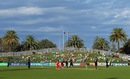 A view of the cricket at McLean Park, New Zealand v Zimbabwe, 3rd ODI, Napier, February 9, 2012