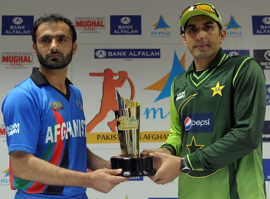 142307 - Pakistan vs Afghanistan Only One Day