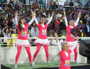 When there's a Twenty20 league, can the cheergirls be far away, Chittagong Kings v Duronto Rajshahi, Bangladesh Premier League, Mirpur, February 10, 2012
