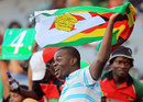 Zimbabwe found some support at Eden Park