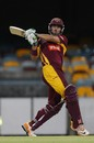 Nathan Reardon pulls on his way to a century, Queensland v Western Australia, Ryobi Cup, Brisbane, February 11, 2012