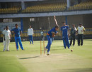 Central Zone train ahead of the Duleep Trophy final, Indore, February 11, 2012