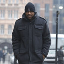 Former Essex cricket Mervyn Westfield arrives for his sentencing at Old Bailey court, London, February 10, 2012