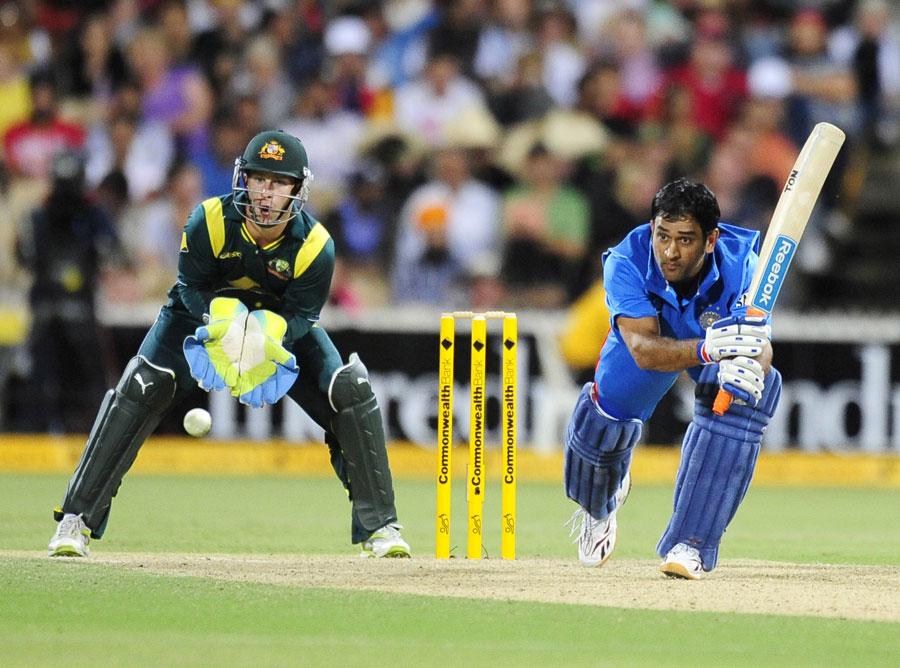 india vs australia 7th odi highlights