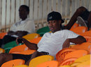 Sprinting champion Yohan Blake watches Jamaica take on Barbados