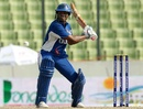 Shivnarine Chanderpaul scored 59 off 50 balls for Khulna Royal Bengals, Chittagong Kings v Khulna Royal Bengals, BPL, Mirpur, February 12, 2012