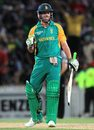 AB de Villiers made 39 off 36 balls, New Zealand v South Africa, 2nd Twenty20 international, Hamilton, February 19, 2012