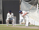 Richie Berrington helped guide Scotland to victory, UAE v Scotland, Intercontinental Cup, 4th day, Sharjah, February 19, 2012