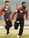 Suhrawadi Shuvo picked up three wickets, Barisal Burners v Sylhet Royals, BPL, Chittagong, February 19, 2012