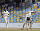 Fidel Edwards claimed a five-for against Trinidad & Tobago, Barbados v Trinidad & Tobago, Regional Four Day Competition, Kensington Oval, Bridgetown, Barbados, February 17, 2012