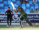 Asad Shafiq struck six boundaries in his 65