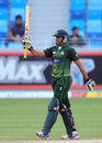 Azhar Ali made his first ODI half-century