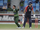 Junaid Khan removed Alastair Cook second ball