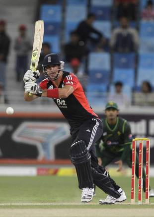 Kevin Pietersen scored his second consecutive hundred as England wrapped a 4-0 series win