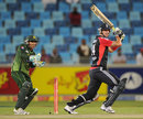 Kevin Pietersen stood tall in England's run chase