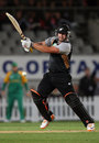 Jesse Ryder made a half-century on return from injury, New Zealand v South Africa, 3rd Twenty20, Auckland, February 22, 2012