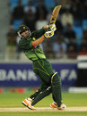 Awais Zia provided a swashbuckling opening, Pakistan v England, 1st T20, Dubai, February, 23, 2012