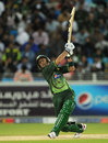 Shoaib Malik hit five boundaries in his innings