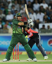 Misbah-ul-Haq gathered the Pakistan innings and got it moving again