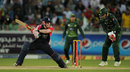 Eoin Morgan's lean run continued with 14
