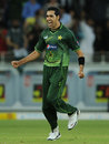Umar Gul's 3 for 18 played a major part in Pakistan's victory