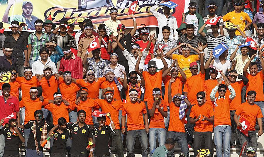 Dhaka Supporters