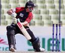 Barisal's Phil Mustard cuts during his 33, Barisal Burners v Dhaka Gladiators, BPL, Mirpur, February 25, 2012