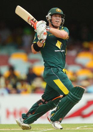 Australia V Sri Lanka Cb Series 1st Final Brisbane David