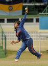 Ekta Bisht claimed a three-for, West Indies Women v India Women, 1st ODI, Basseterre, St Kitts, February 29, 2012