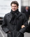 Chris Cairns arrives at the high court, London, March 5, 2012