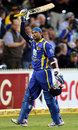 Tillakaratne Dilshan walks back after a job well done, Australia v Sri Lanka, Commonwealth Bank Series, 2nd final, Adelaide, March 6, 2012