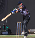 Shaiman Anwar made 58 from 115-balls with five fours, UAE v Scotland, ICC World Cricket Championship, Sharjah, March, 7, 2012