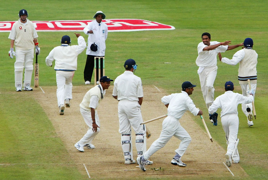Sixteen years after: India win at Headingley in 2002, over a decade and a half after their last Test victory in England