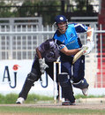 Kyle Coetzer top scored for Scotland with 73, UAE v Scotland, ICC World Cricket Championship, Sharjah, March, 9, 2012