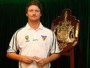 Tasmania's Jackson Bird was named Shield Player of the Year