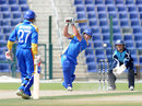 Louis van der Westhuizen hit 106 off 54 balls, Namibia v Scotland, ICC World Twenty20 Qualifier, Abu Dhabi, March 14, 2012