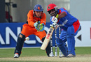 Mohammad Shahzad guided Afghanistan towards victory with 54, Afghanistan v Netherlands, ICC World Twenty20 Qualifiers, Dubai, March 14, 2012