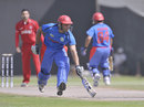 Karim Sadiq hit 91 off 60 balls as Afghanistan remained unbeaten, Afghanistan v Denmark, ICC World Twenty20 Qualifiers, Sharjah, March 15, 2012