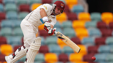 Chris Hartley added valuable runs with James Hopes