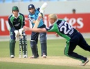 Kyle Coetzer top scored for Scotland with 62, Ireland v Scotland, ICC World Twenty20 Qualifier, Dubai, March 18, 2012