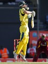 Matthew Wade smells leather, West Indies v Australia, 4th ODI, Gros Islet, March 23, 2012