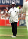 Javed Akhtar had a poor Test, England v South Africa, 5th Test, Headingley, 3rd day, August 8, 1998