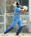 Yusuf Pathan plays one square on the off side