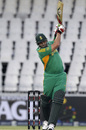 Jacques Kallis forces one past mid-on
