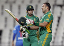 Jacques Kallis and Colin Ingram added 119 for the second wicket