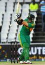 Colin Ingram works one on the leg side, South Africa v India, Only T20I, Johannesburg, March 30, 2012