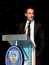 Beau Casson at the Cricket New South Wales awards night, Sydney, March 23, 2012