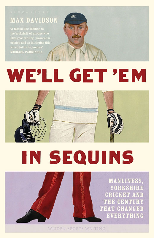 We'll get um in Sequins by Max Davidson